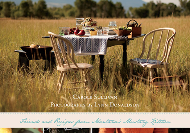 Book Design: Gatherings: Recipes from Montana's Mustang Kitchen