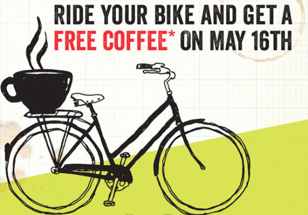 Engine 8 Celebrates Bike to Work Day