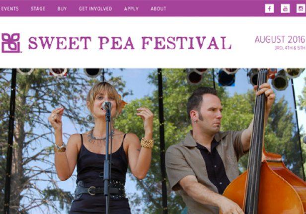 Sweet Pea Festival