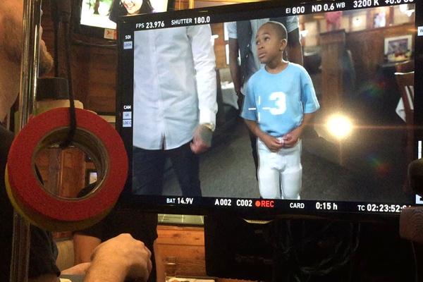 TV Commercial: Three Louisiana Football Legends at TJ Ribs