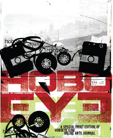 graphic work Hoboeye print edition