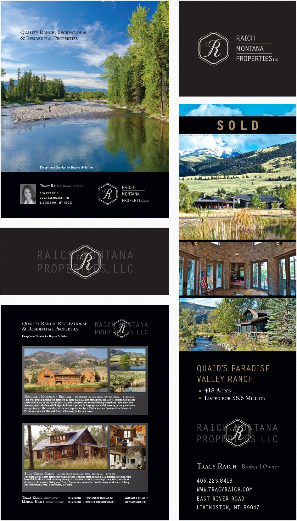 Tracy Raich Properties